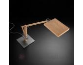 Klemmbare LED-Tischleuchte Leva