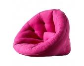Schlafsessel Nest - Baumwoll Pink, Karup