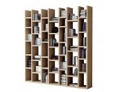 Bücherregal Emporior II - Eiche Sonoma Dekor, loftscape