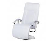 Relaxliege Listone - Meshstoff Weiß, Nuovoform