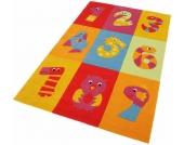 THEKO® Kinder-Teppich »Dhanbad«, bunt, 160x230 cm