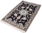 Parwis Orient-Teppich »Nain Khorasan5«, blau, 40x60 cm