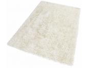 THEKO® Hochflor-Teppich, weiß, 50x80 cm