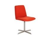 Edelstahl Clubshessel / Lounge-Sessel LIDO mit Stoffbezug, Sitzhöhe 48 cm, bis zu 4 Farben wählbar