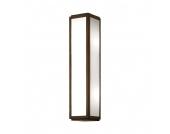 EEK A++, Badleuchte Mashiko 360 Classic - Bronze - 2-flammig, Illumina