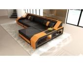 Sofa Dreams Designer Ledersofa AREZZO L-Form
