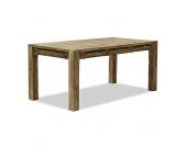 Holztisch mit Antik Finish Rustikal