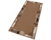 Hanse Home Läufer »Donceel«, braun, 80x300 cm