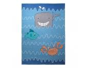 Kinderteppich Sealife - 140 x 200 cm, Esprit Home