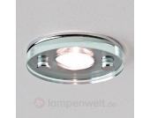 Moderne Deckeneinbauleuchte ICE LED, rund