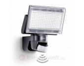 LED-Wandstrahler STEINEL XLed Home 1, Sensor schwa