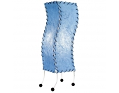 Tischleuchte - Himmelblau, Lux