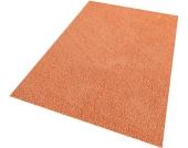 Living Line Hochflor-Teppich »Amarillo«, orange, 300x400 cm