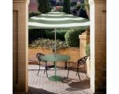 Outdoor-Tisch & Schirmständer Formitable XL