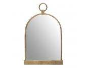 Standspiegel Paris - Messing - Gold, Eichholtz