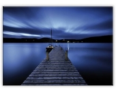 Leinwand, Home affaire, »Silent Lake«, 70/50 cm