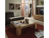 Wohnzimmer Couchtisch aus Eiche Massivholz