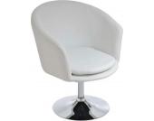 Design Lounge-Sessel / Clubsessel EVAN, hoher Sitzkomfort durch dicke Polsterung (aus bis zu 6 Farben wählen)